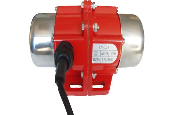 震动m6平台纯铜震动器30W-120W可调节频率震动马达